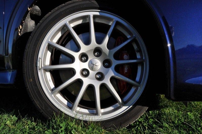 CarRevsDaily.com - 2014 Mitsubishi Lancer Evolution GSR21