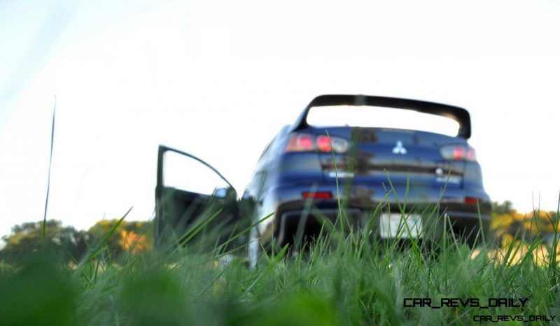 CarRevsDaily.com - 2014 Mitsubishi Lancer Evolution GSR38