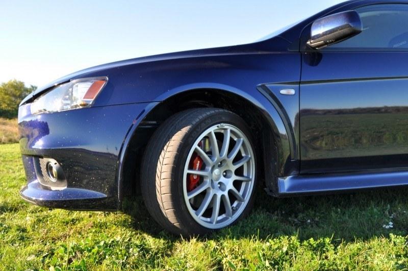 CarRevsDaily.com - 2014 Mitsubishi Lancer Evolution GSR4