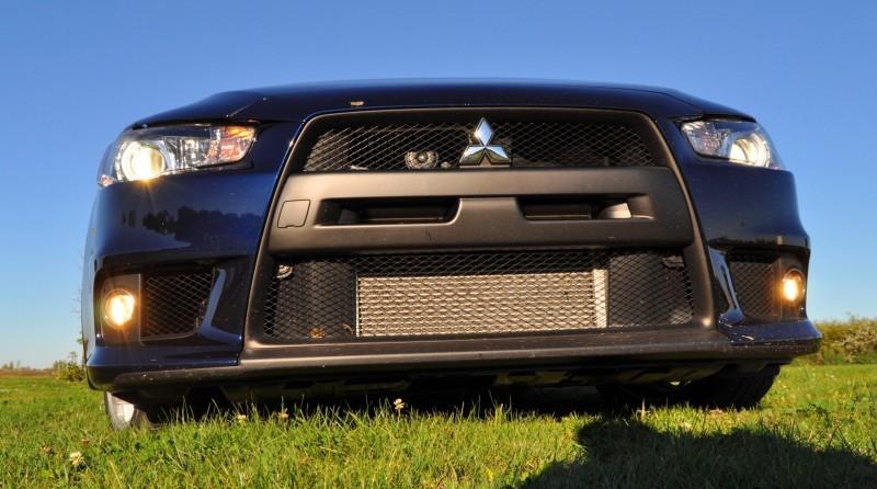CarRevsDaily.com - 2014 Mitsubishi Lancer Evolution GSR5