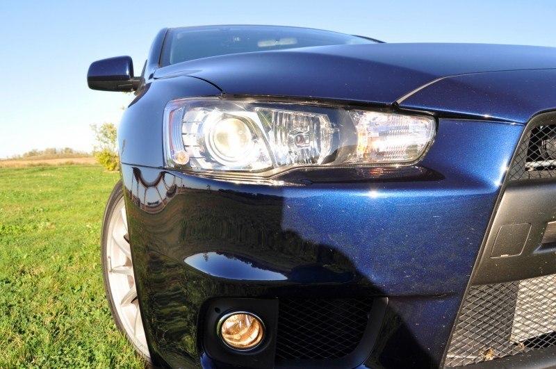 CarRevsDaily.com - 2014 Mitsubishi Lancer Evolution GSR8