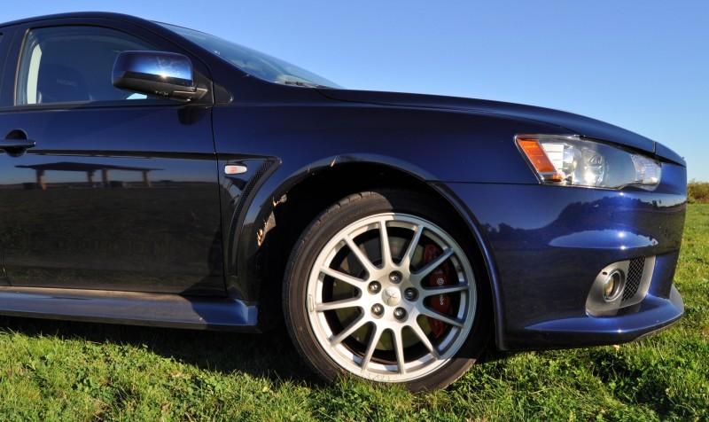 CarRevsDaily.com - 2014 Mitsubishi Lancer Evolution GSR9