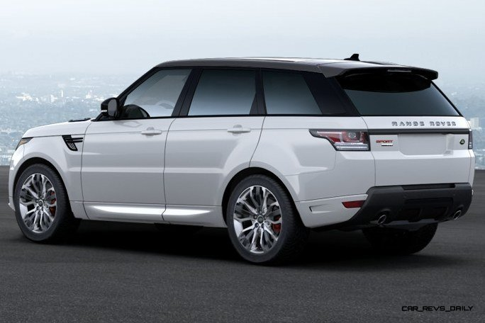 fun car art 2014 range rover sport autobiography in. Black Bedroom Furniture Sets. Home Design Ideas
