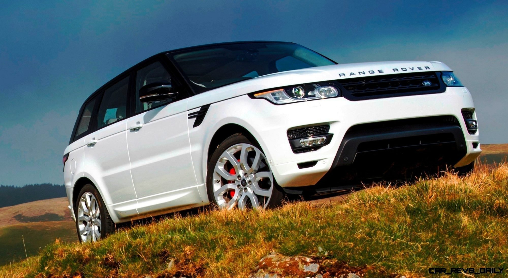 2013 white range rover autos post. Black Bedroom Furniture Sets. Home Design Ideas