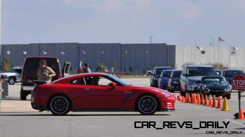CarRevsDaily.com - First-Drive Photos - 2014 Nissan GT-R Black Edition
