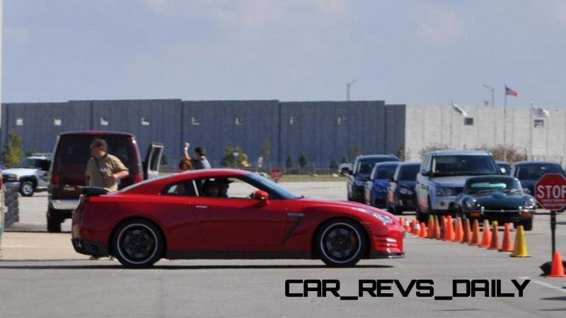 CarRevsDaily.com - First-Drive Photos - 2014 Nissan GT-R Black Edition1