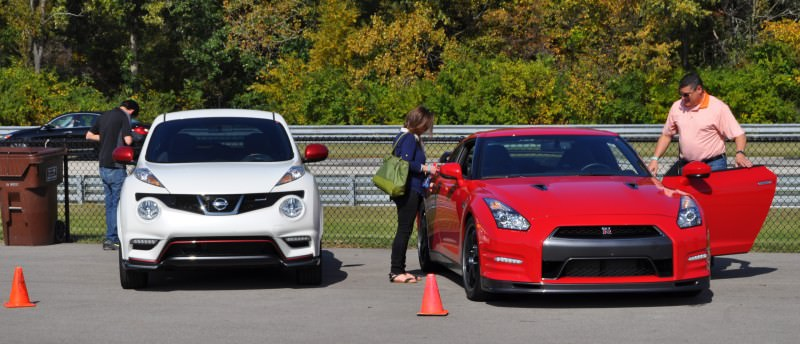 CarRevsDaily.com - First-Drive Photos - 2014 Nissan GT-R Black Edition10