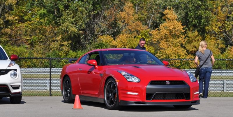 CarRevsDaily.com - First-Drive Photos - 2014 Nissan GT-R Black Edition11