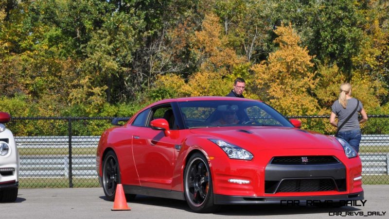 CarRevsDaily.com - First-Drive Photos - 2014 Nissan GT-R Black Edition12