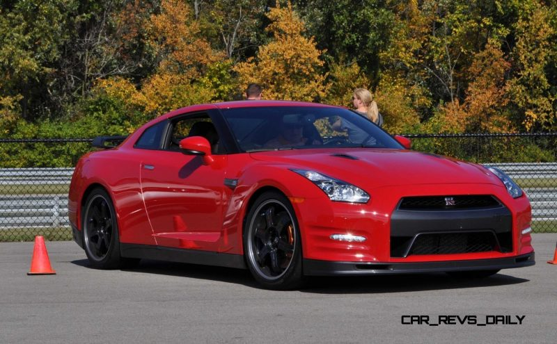 CarRevsDaily.com - First-Drive Photos - 2014 Nissan GT-R Black Edition13