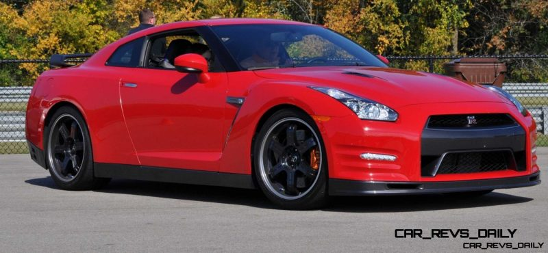 CarRevsDaily.com - First-Drive Photos - 2014 Nissan GT-R Black Edition15
