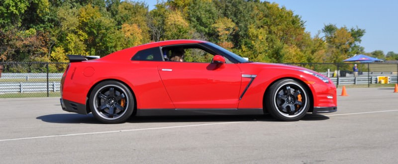 CarRevsDaily.com - First-Drive Photos - 2014 Nissan GT-R Black Edition18