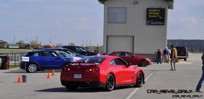CarRevsDaily.com - First-Drive Photos - 2014 Nissan GT-R Black Edition3