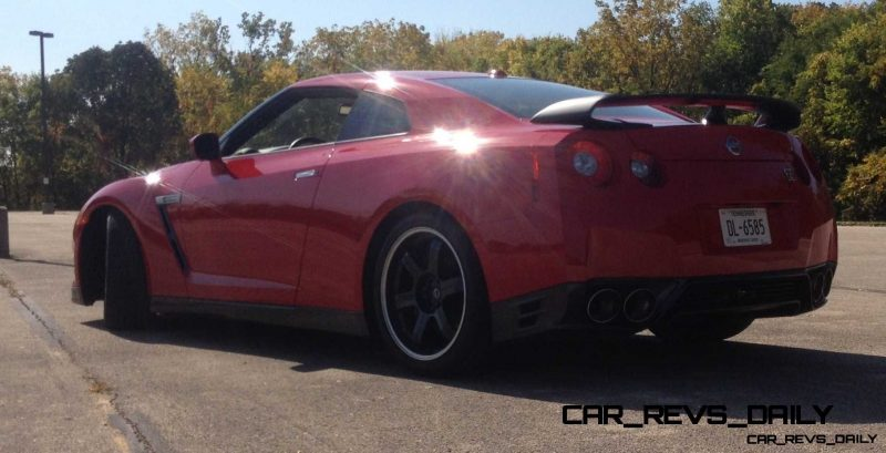 CarRevsDaily.com - First-Drive Photos - 2014 Nissan GT-R Black Edition34