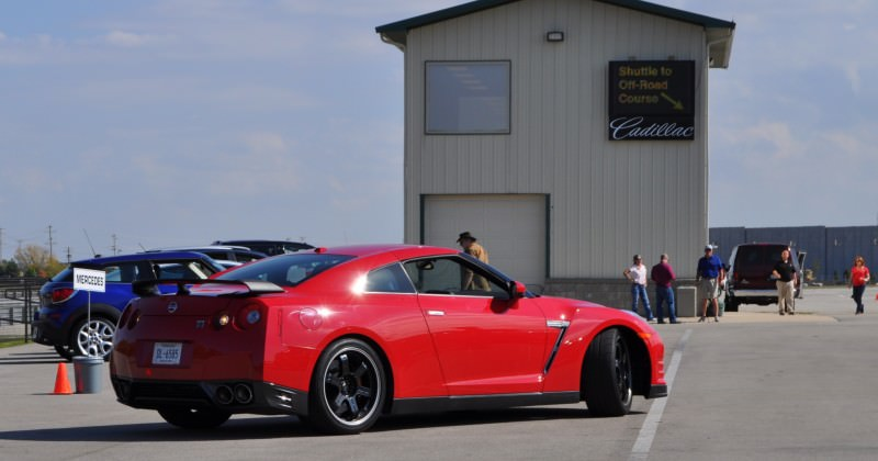CarRevsDaily.com - First-Drive Photos - 2014 Nissan GT-R Black Edition4