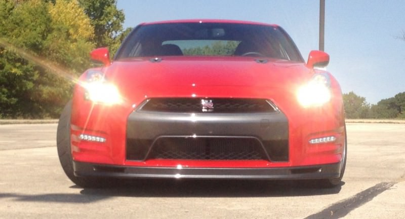 CarRevsDaily.com - First-Drive Photos - 2014 Nissan GT-R Black Edition42