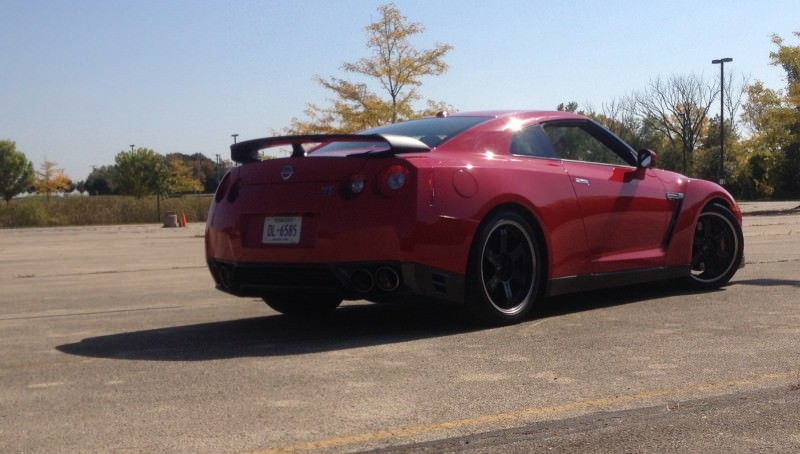 CarRevsDaily.com - First-Drive Photos - 2014 Nissan GT-R Black Edition44