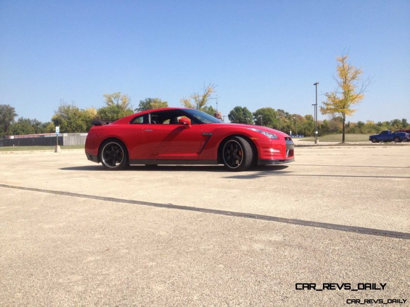 CarRevsDaily.com - First-Drive Photos - 2014 Nissan GT-R Black Edition59