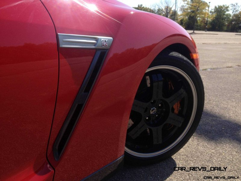 CarRevsDaily.com - First-Drive Photos - 2014 Nissan GT-R Black Edition67
