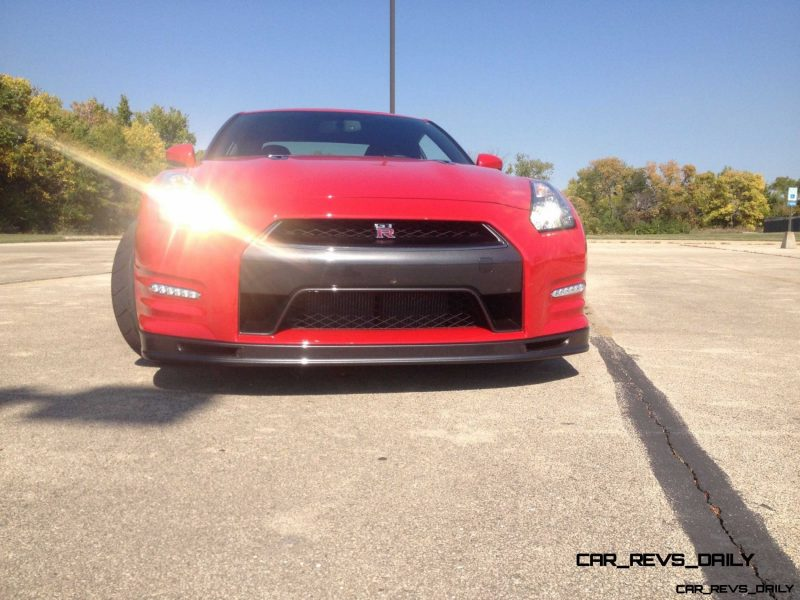 CarRevsDaily.com - First-Drive Photos - 2014 Nissan GT-R Black Edition72