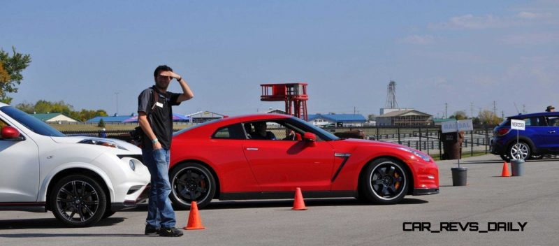 CarRevsDaily.com - First-Drive Photos - 2014 Nissan GT-R Black Edition9
