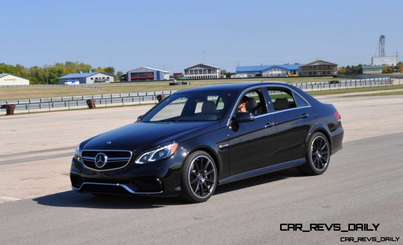CarRevsDaily.com - Fun Car Gifs - 2014 E63 AMG 4MATIC S-Model in 30 High-Res Images3