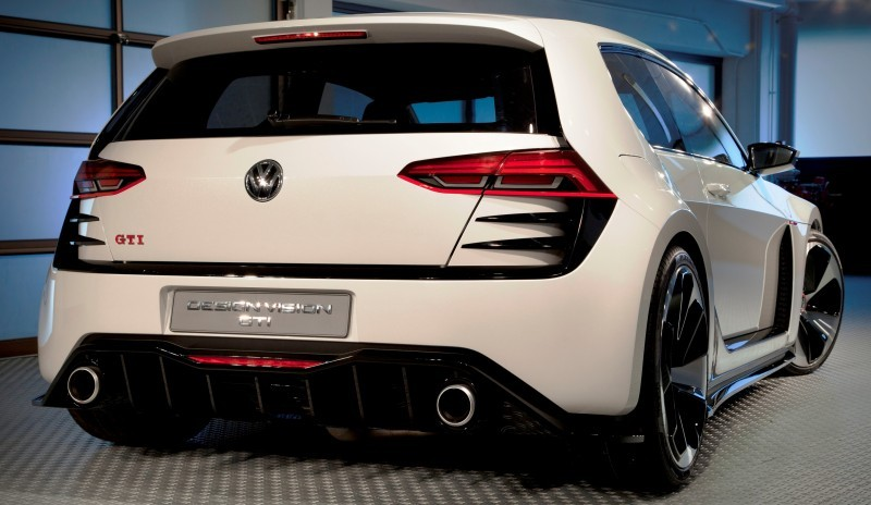 Design Vision Volkswagen GTI Concept - CarRevsDaily.com3