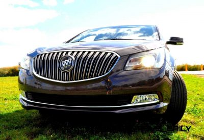 Driven Car Review - 2014 Buick LaCrosse Is Huge, Smooth and Silent10