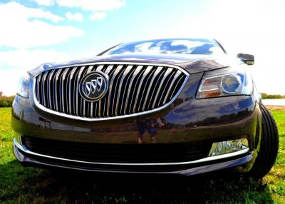 Driven Car Review - 2014 Buick LaCrosse Is Huge, Smooth and Silent11