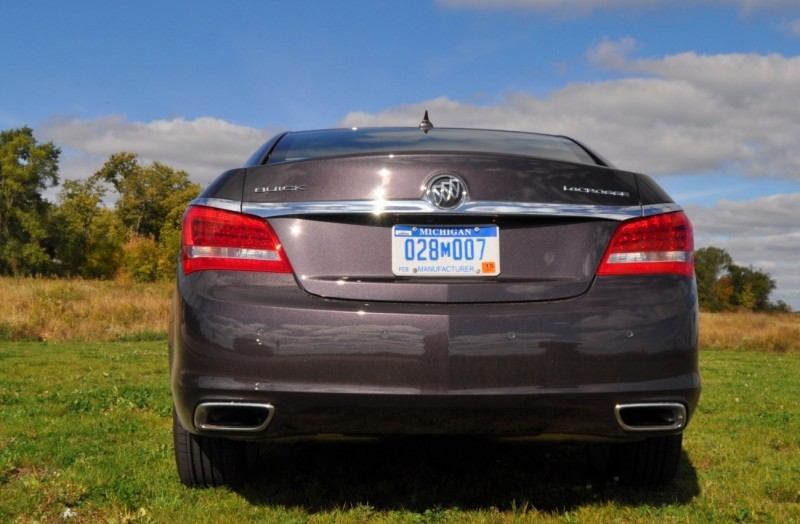 Driven Car Review - 2014 Buick LaCrosse Is Huge, Smooth and Silent16