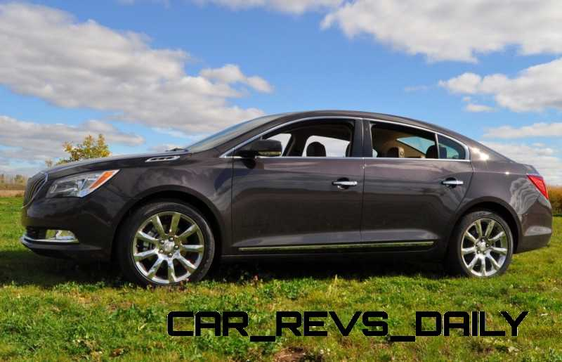 Driven Car Review - 2014 Buick LaCrosse Is Huge, Smooth and Silent18
