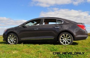 Driven Car Review - 2014 Buick LaCrosse Is Huge, Smooth and Silent19