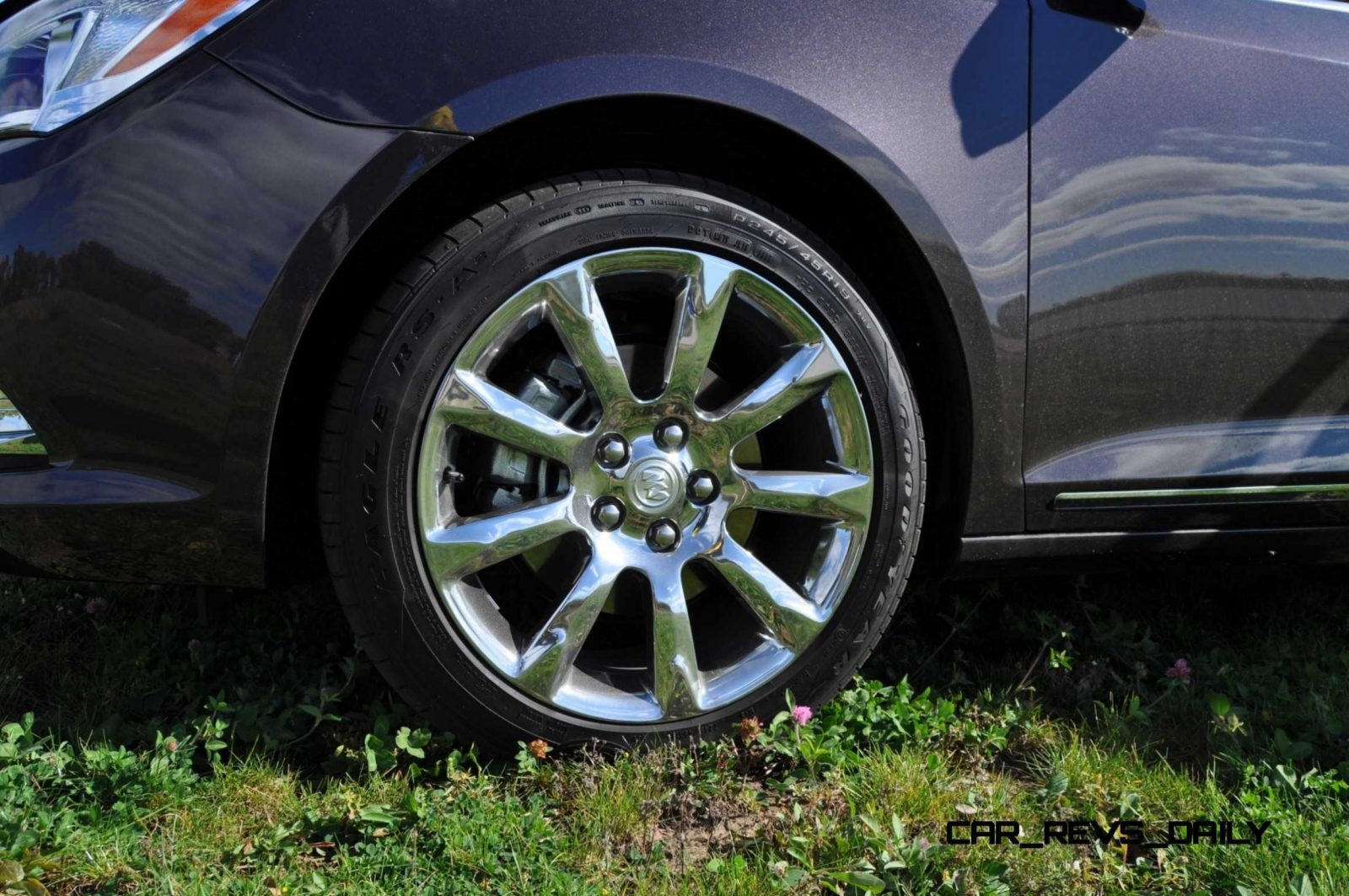 Driven Car Review - 2014 Buick LaCrosse Is Huge, Smooth and Silent23