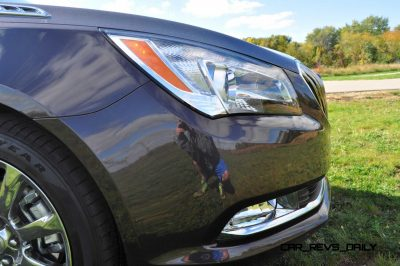 Driven Car Review - 2014 Buick LaCrosse Is Huge, Smooth and Silent26