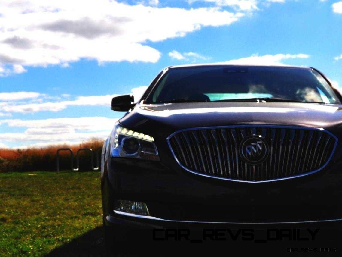 Driven Car Review - 2014 Buick LaCrosse Is Huge, Smooth and Silent29