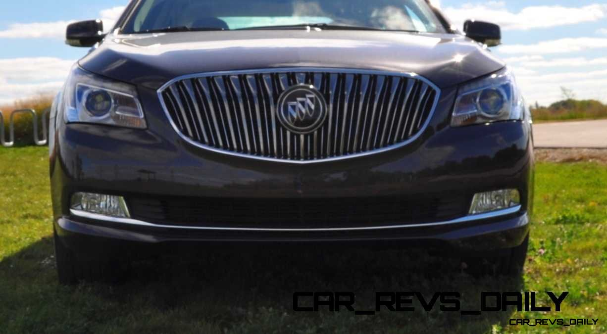 Driven Car Review - 2014 Buick LaCrosse Is Huge, Smooth and Silent30