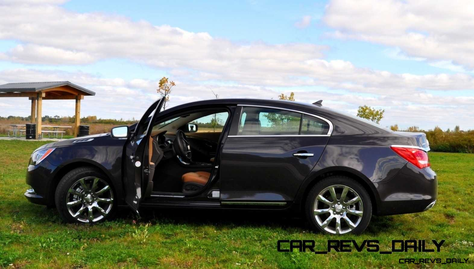 Driven Car Review - 2014 Buick LaCrosse Is Huge, Smooth and Silent3