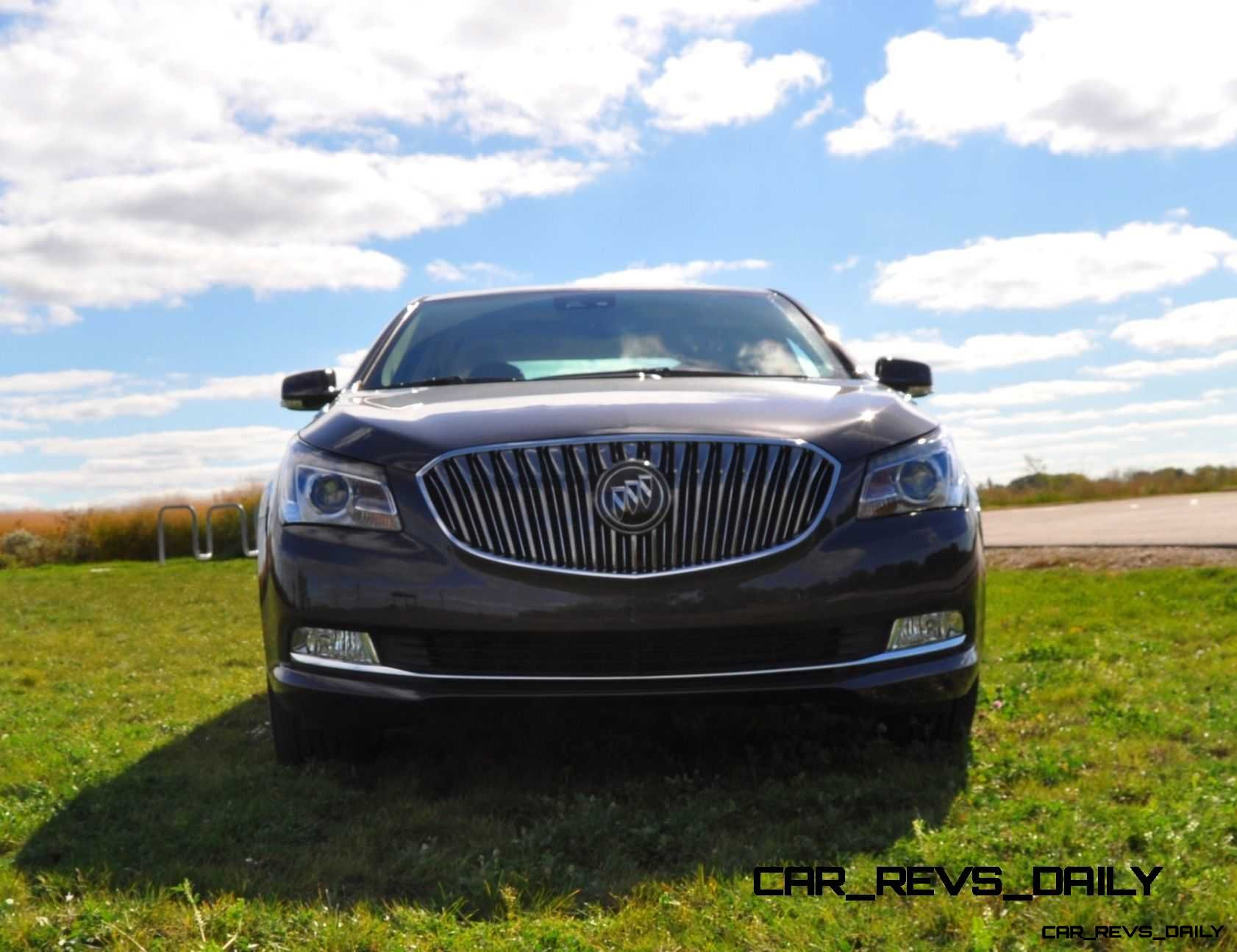 driven car review 2014 buick lacrosse is huge smooth and silent31. Cars Review. Best American Auto & Cars Review