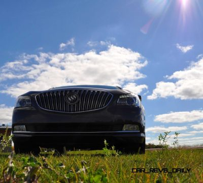 Driven Car Review - 2014 Buick LaCrosse Is Huge, Smooth and Silent32