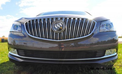 Driven Car Review - 2014 Buick LaCrosse Is Huge, Smooth and Silent33