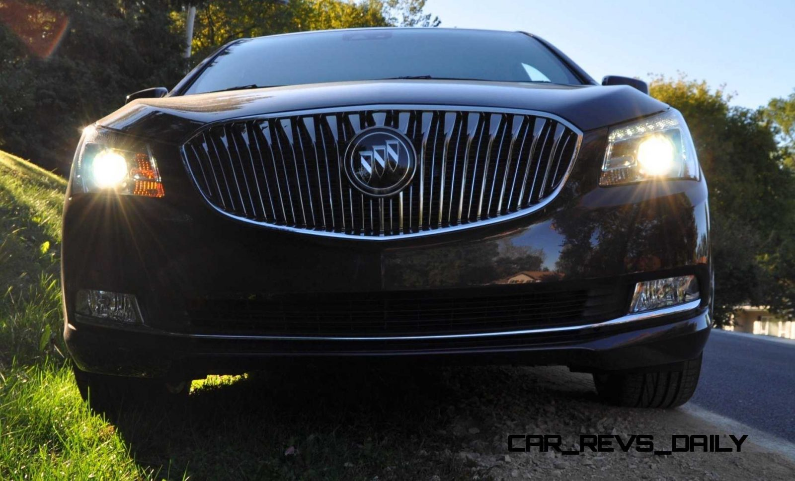 Driven Car Review - 2014 Buick LaCrosse Is Huge, Smooth and Silent38