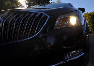 Driven Car Review - 2014 Buick LaCrosse Is Huge, Smooth and Silent39