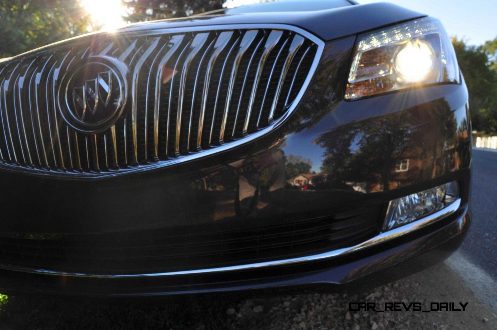 Driven Car Review - 2014 Buick LaCrosse Is Huge, Smooth and Silent40