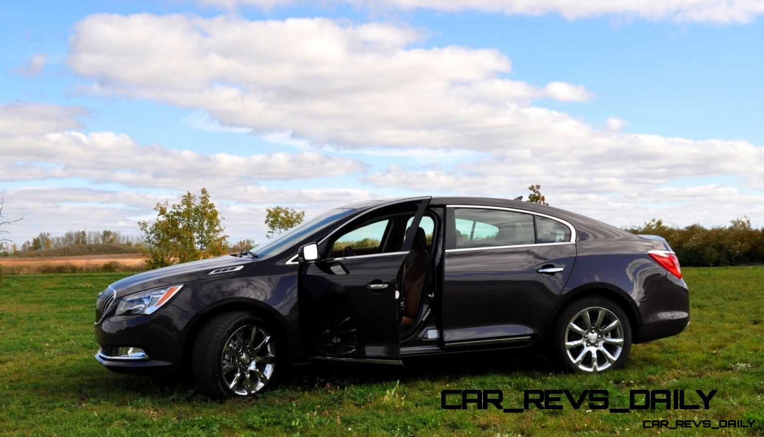 Driven Car Review - 2014 Buick LaCrosse Is Huge, Smooth and Silent4