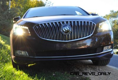 Driven Car Review - 2014 Buick LaCrosse Is Huge, Smooth and Silent41