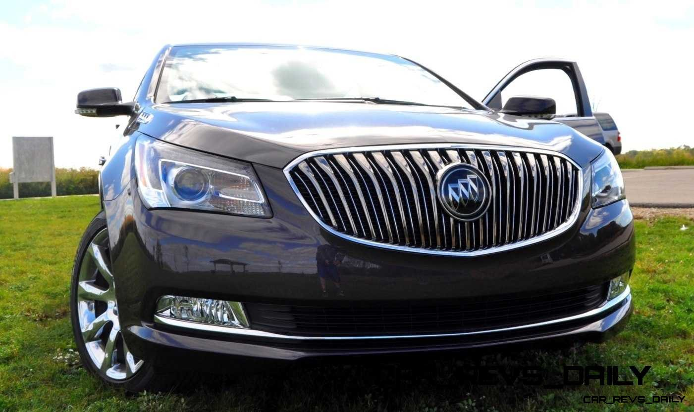 Driven Car Review - 2014 Buick LaCrosse Is Huge, Smooth and Silent7