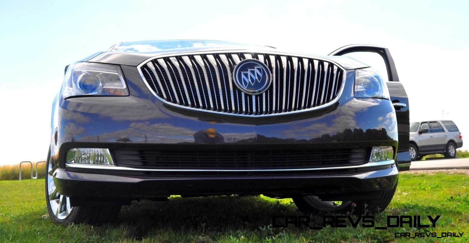 Driven Car Review - 2014 Buick LaCrosse Is Huge, Smooth and Silent8