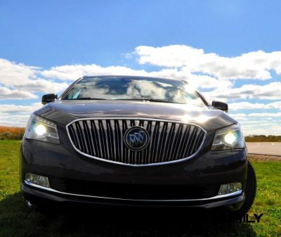 Driven Car Review - 2014 Buick LaCrosse Is Huge, Smooth and Silent9