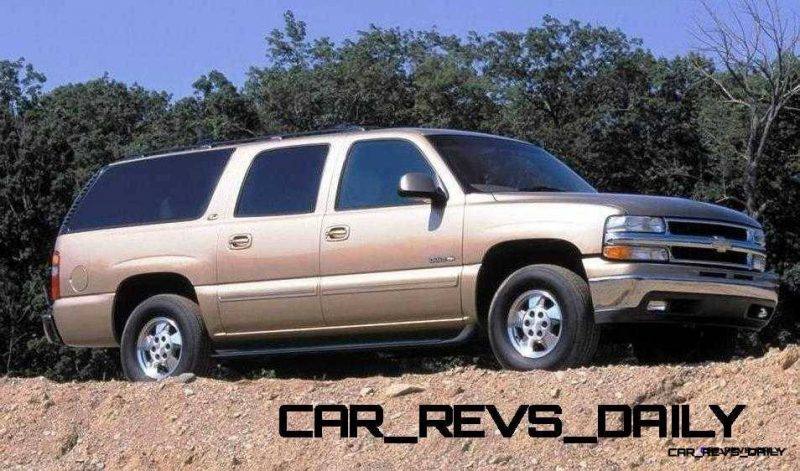 Evolution of the Chevrolet Suburban18