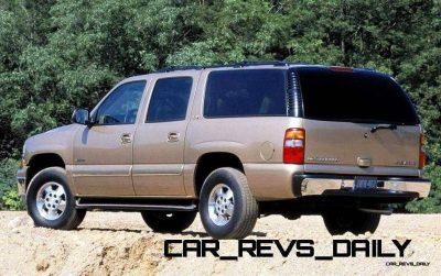Evolution of the Chevrolet Suburban19
